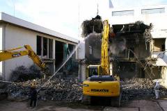 建物を取壊した時